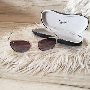 RAYBAN - Sunglasses & case